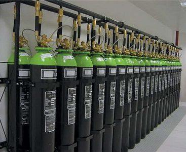 گازخالص هیدروکلریک اسید