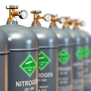 گاز نیتروژن
