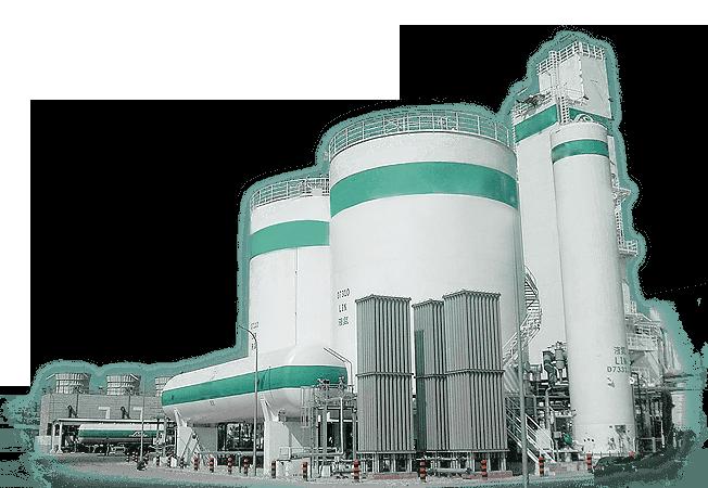 تجهیزات گازهای صنعتی