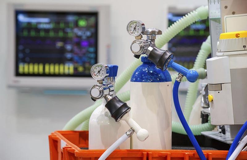 کاربرد گاز اکسیژن
