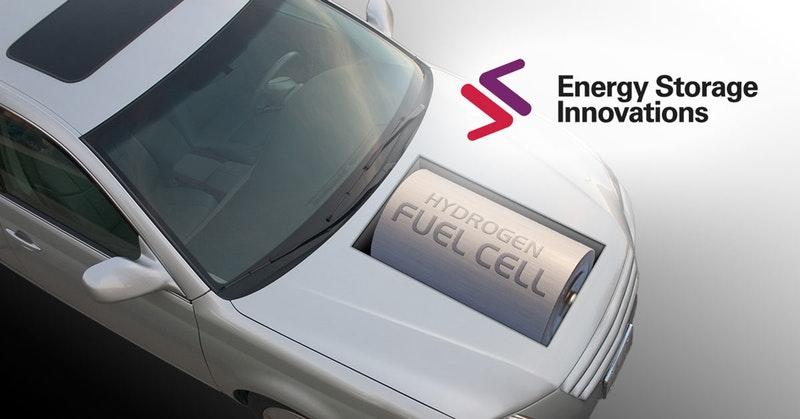 سوخت هیدروژنی خودرو