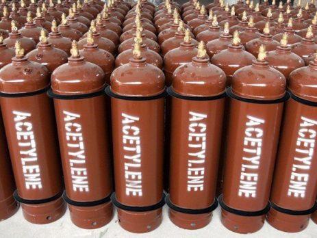خطرات گاز استیلن