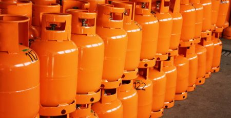 انتقال امن سیلندر گاز مایع